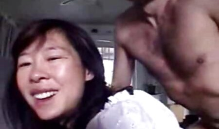 Whore charms japanese big tits take her lover