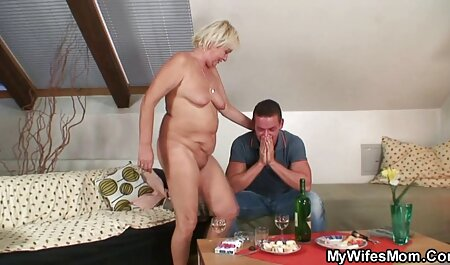 A brown-haired woman who is experienced in white sandals having sex with someone and stroking his hole japanese pornstar