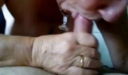 Lesbian Russian practice with a dildo japanese handjob